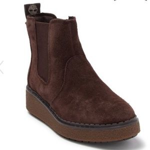 NWT in Box Timberland Bluebell Lane Chelsea Brown